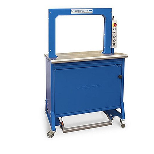 eam mosca strapping machine
