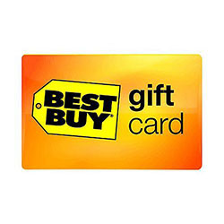 $25 Gift Certificate for Best Buy
