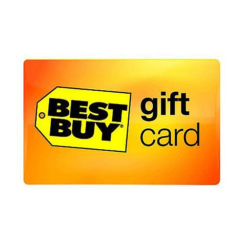 $50 Gift Certificate for Best Buy