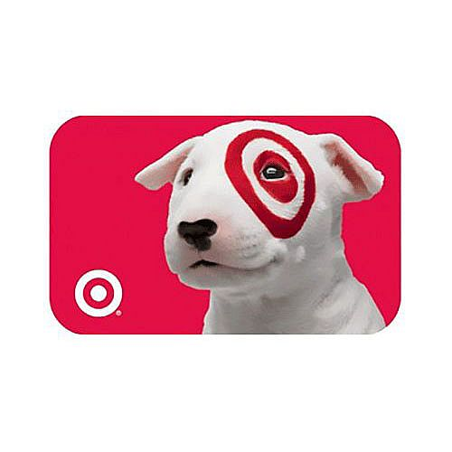 $50 Gift Certificate for Target