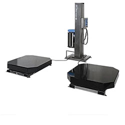 Cousins HP-SW Dual Turntable Stretch Wrap Machine